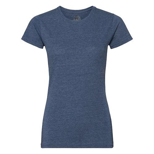 Slim Fit Ladies T-Shirts Your words, Your Unique T-Shirt
