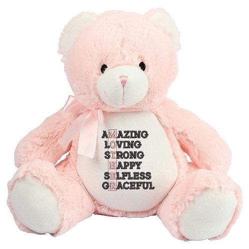 Mothers Day Bear Choice of Bear Gift idea for Mum