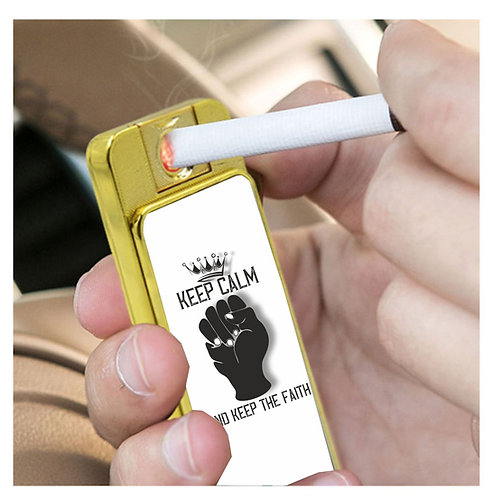 Northern Soul, MOD, Scooter, Electric USB Rechargeable lighter