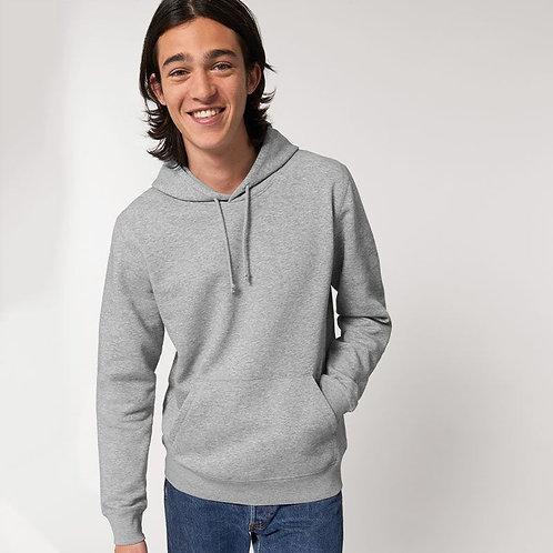 Men's Personalised Drummer the essential unisex hoodie sweatshirt