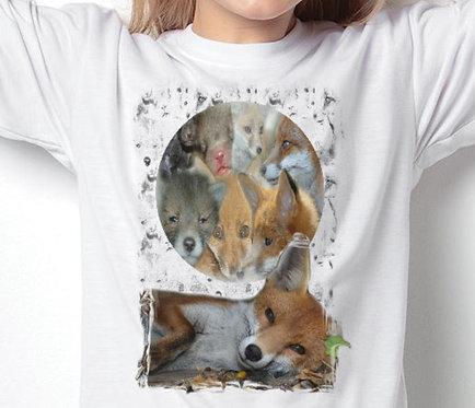Children's T-Shirts Year Of The Fox