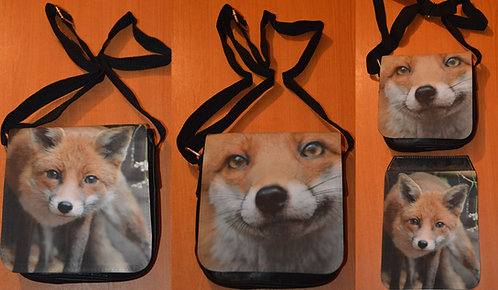 Small Ladies Foxy Bag with two designs