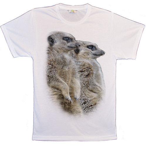 Meerkat Watch Duty T-Shirts