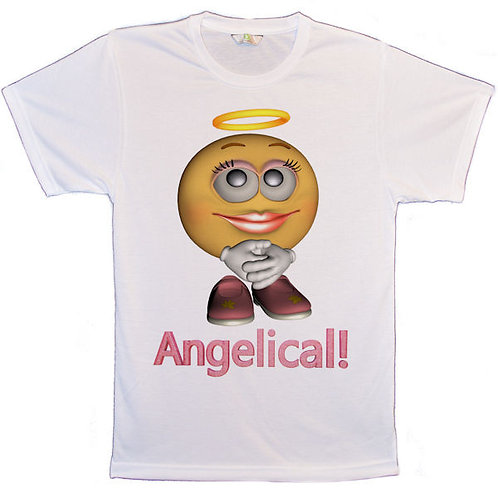Smiley Angelical T-Shirts