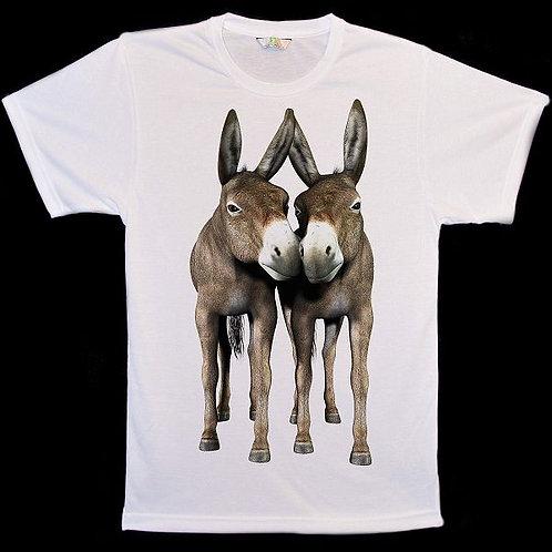 Donkey Love T-Shirts