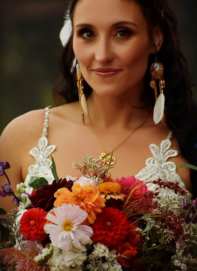 Autumn bridal