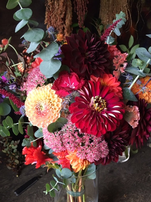 Fall Bouquet Subscription