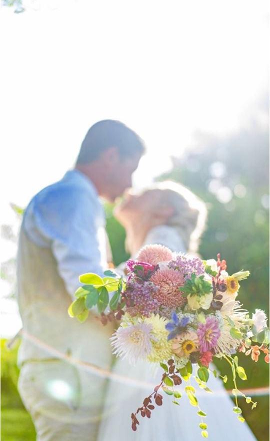 Summer bridal