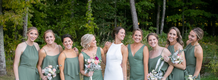 Pastel bridals