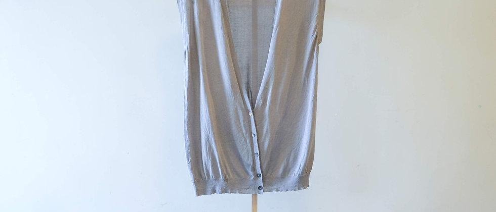Light Grey Knit Vest