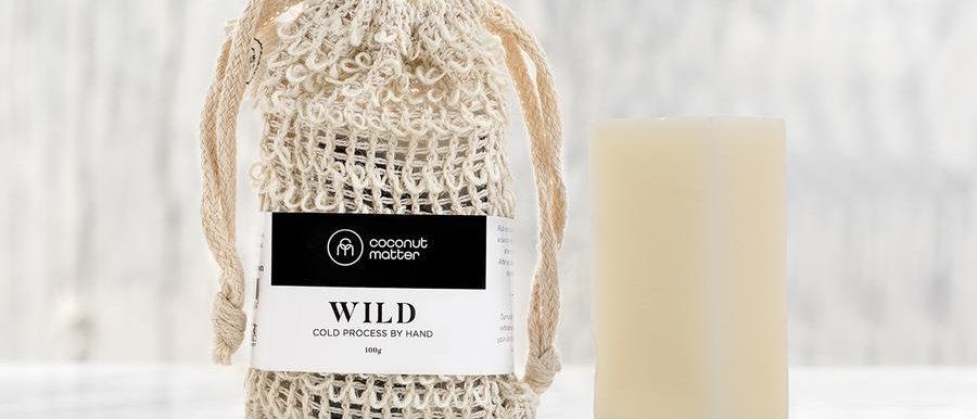 Coconut Matter 磨砂皂 - WILD