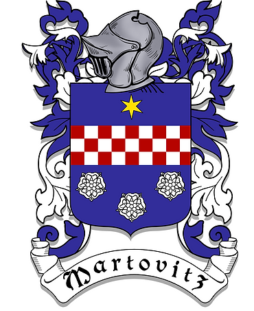 Markowitz Family Crest.png