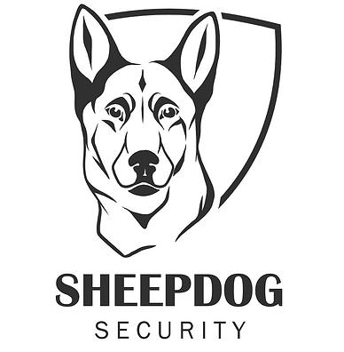 Sheepdog Security Logo BW.png