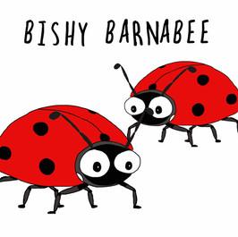 Ladybirds/ bishy barnabee