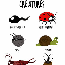 Norfolk Dialect creatures