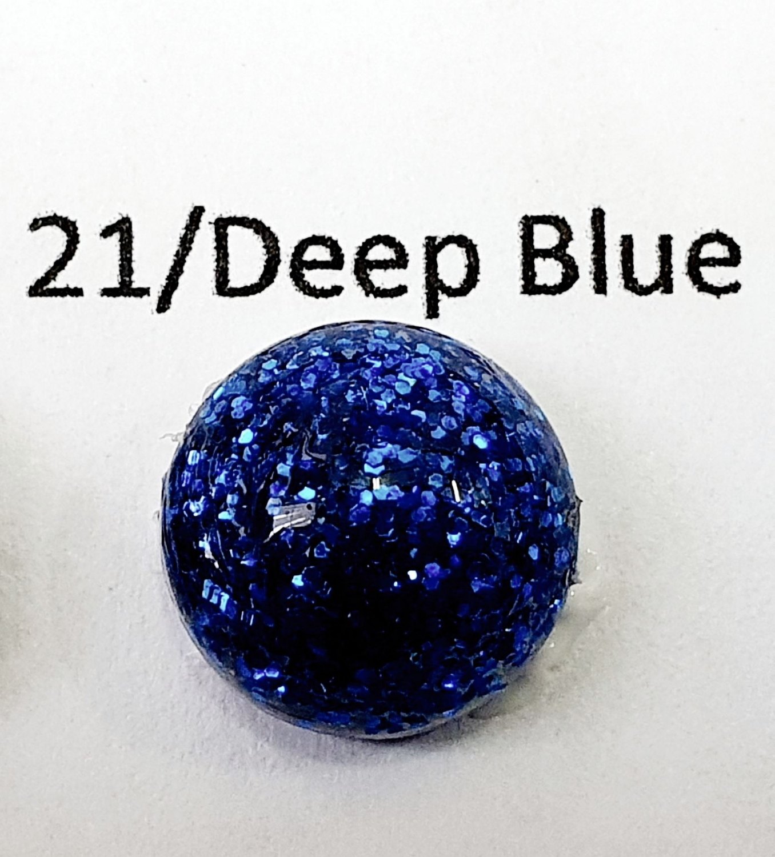 Deep Blue Sparkle