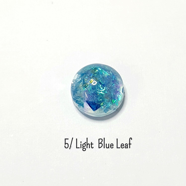 Light Blue Leaf