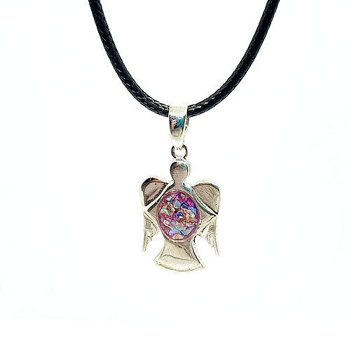 The Guardian Angel Inclusion Pendant