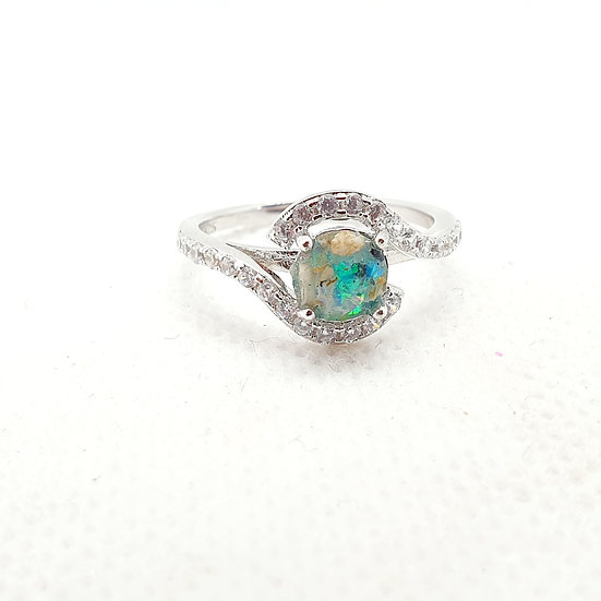 The Temptation Sparkle Inclusion Ring