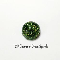 Shamrock Green Sparkle