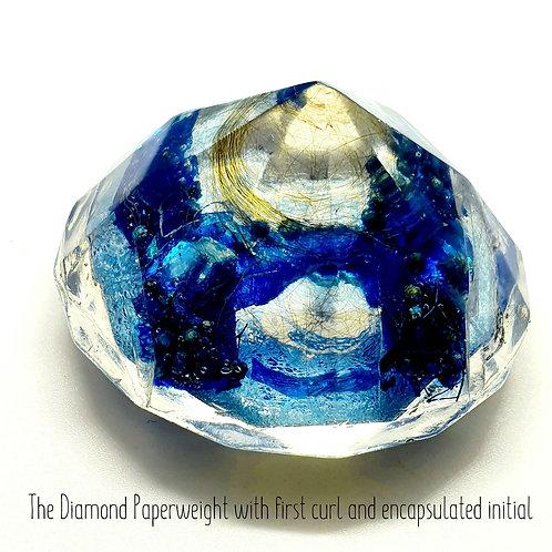 The Diamond Paperweight