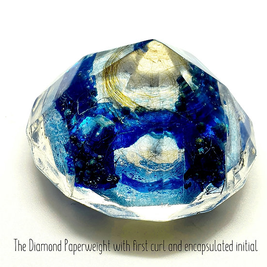 The Diamond Paperweight
