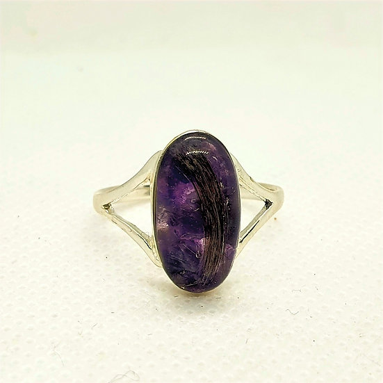 The Lucy Inclusion Ring