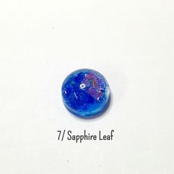 Sapphire Leaf
