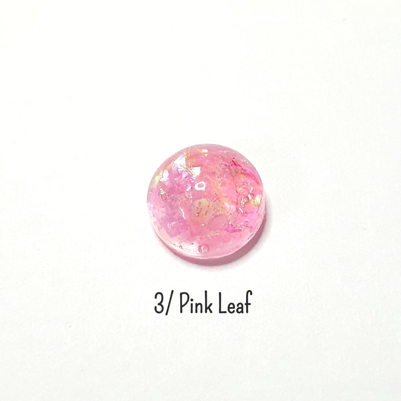 Pink Leaf
