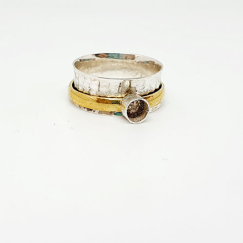 Spinner Inclusion Ring (Sizes S)