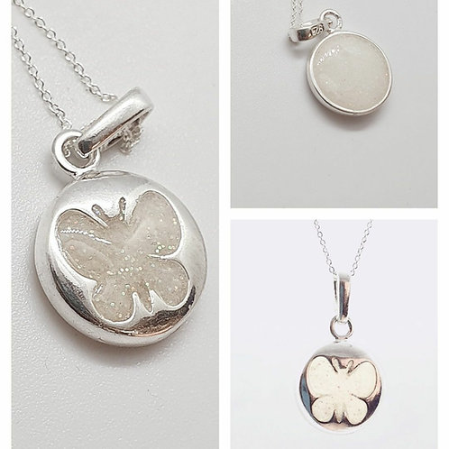 The Flutterby Inclusion Pendant