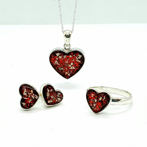 The Aphrodite Heart Inclusion Set