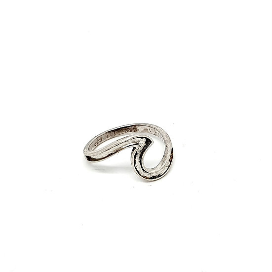 Wave channel Inclusion Ring (Sizes Q)