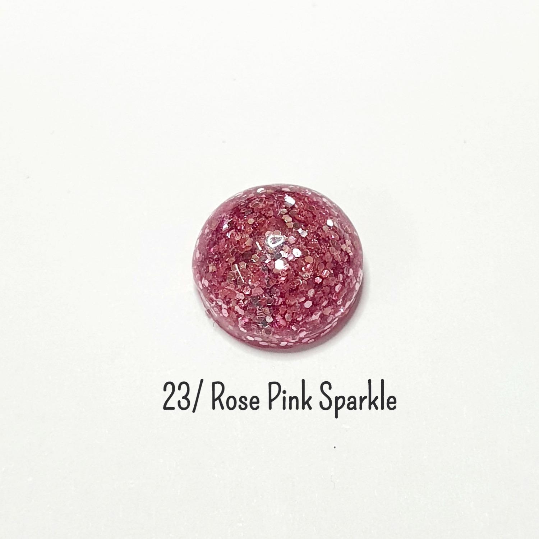 Rose Pink Sparkle