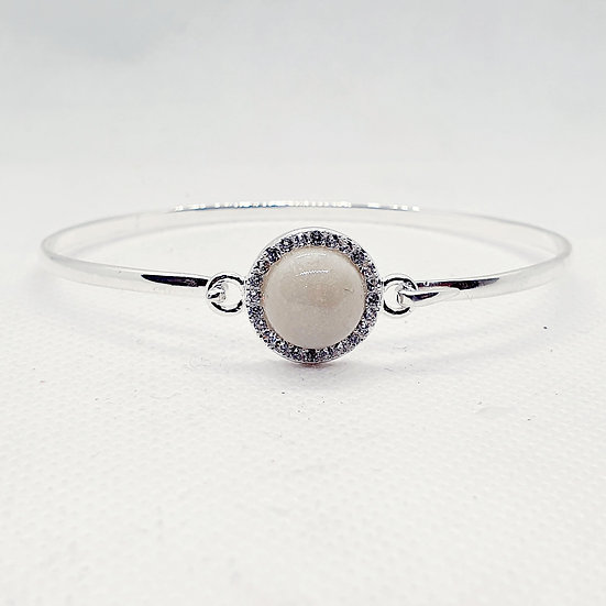 The Sparkle Inclusion Bangle