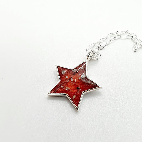 The Shining Star Inclusion Pendant