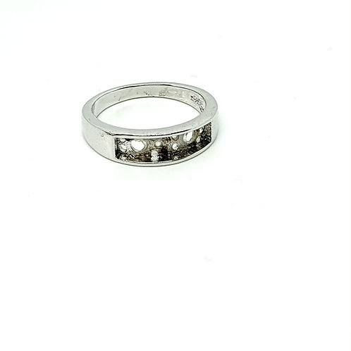 Half channel steel Inclusion Ring (Sizes K)