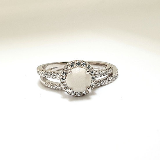 The Halo Stacking Inclusion Ring