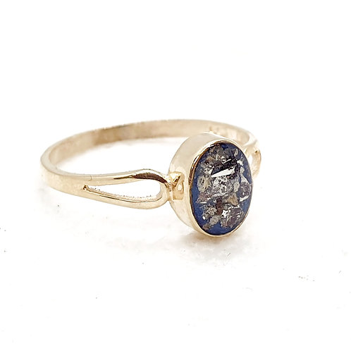 The 9ct Gold Orion Inclusion Ring
