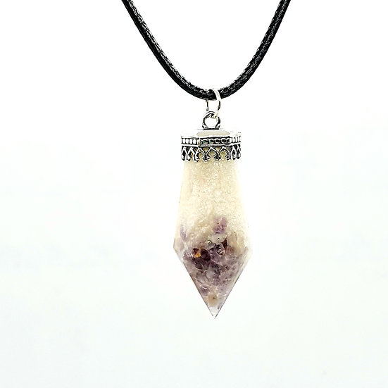 The Crystal Inclusion Pendant