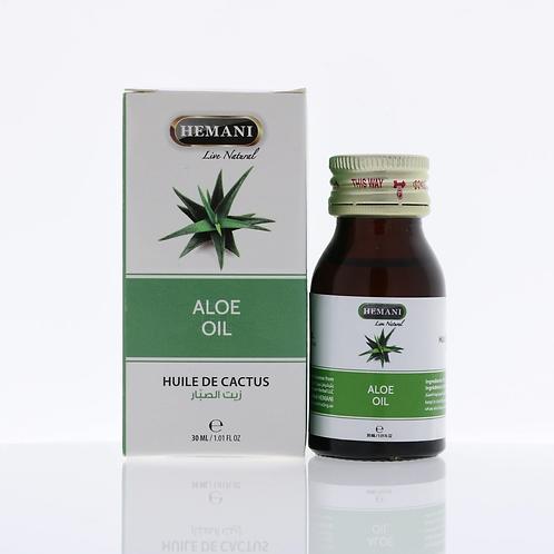 HEMANI Масло алоэ (Aloe Oil)
