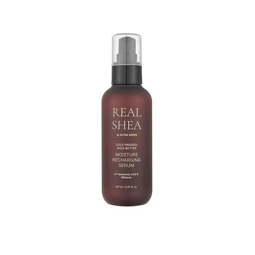 RATED GREEN Real Shea Увлажняющая сыворотка для волос с маслом ши