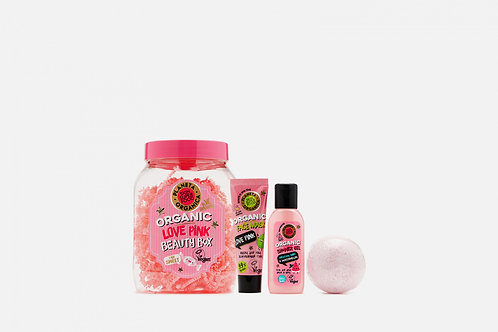 "PLANETA ORGANICA Подарочный набор ""Love Pink"""