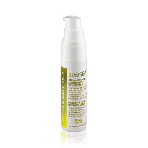BIOSEA Интенсивная сыворотка-стимулятор роста волос Force and Balance