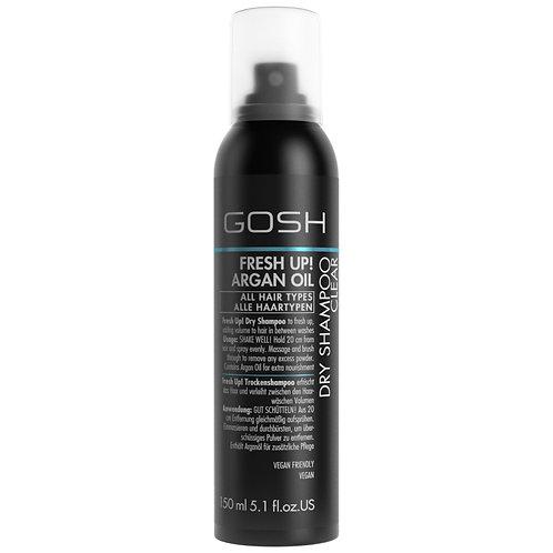 GOSH Сухой шампунь с аргановым маслом Fresh up!
