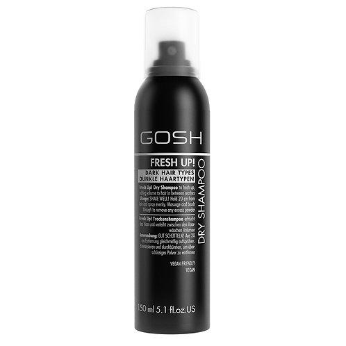 GOSH Сухой шампунь для тёмных волос Fresh up!