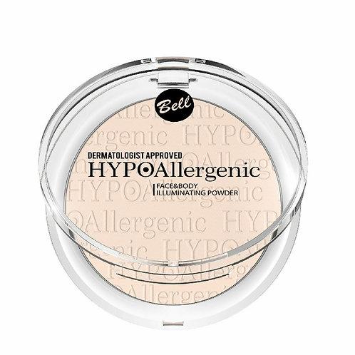 Bell HypoAllergenic Face&Body Illuminating Powder