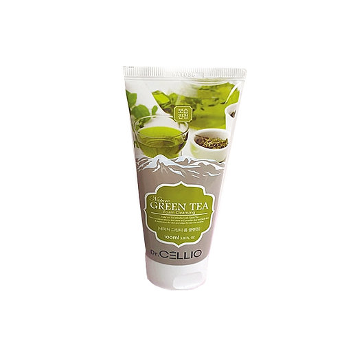 Dr.Cellio Nature Green Tea Foam Cleansing