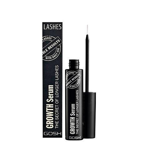 GOSH Growth serum lashes - сыворотка для роста ресниц