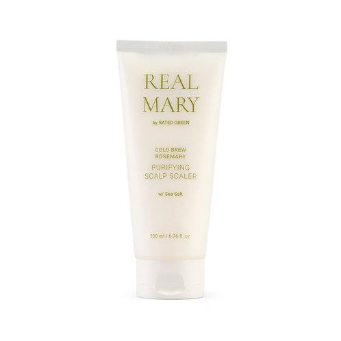 RATED GREEN Real Mary Очищающая и отшелушивающая маска для кожи головы